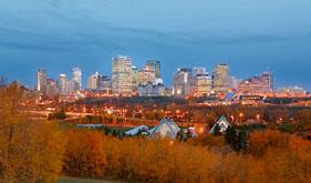Edmonton Alberta Canada Information